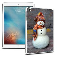 NATALE CUSTODIA COVER resistente per vari APPLE IPAD TABLET - Design 22