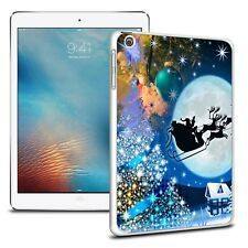NATALE CUSTODIA COVER resistente per vari APPLE IPAD TABLET - Design 16