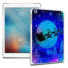 NATALE CUSTODIA COVER resistente per vari APPLE IPAD TABLET - Design 13