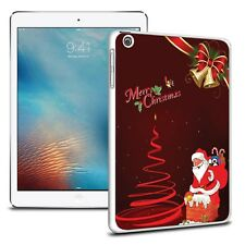 NATALE CUSTODIA COVER resistente per vari APPLE IPAD TABLET - Design 2