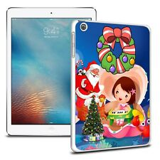 NATALE CUSTODIA COVER resistente per vari APPLE IPAD TABLET - Design 21