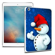 NATALE CUSTODIA COVER resistente per vari APPLE IPAD TABLET - Design 19