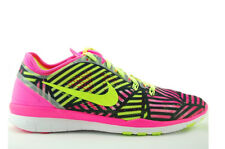 Nike Wmns Free 5.0 tr. Fit 5 stampa donna sneakers scarpe nuove