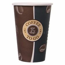 Bicchiere Tazza di caffè carta hartpapierbecher usa e getta 300 ml SLIM