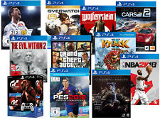 Sony Playstation 4 / PS 4 Games nach Wahl (WoW)