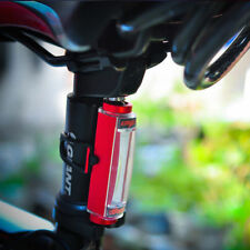 Brand 16 LED USB Rechargeable Bike Bicycle Tail Rear Safety Warning Light Lamp