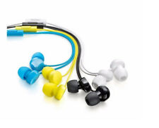 Genuine Nokia WH-208 Stereo Headset Earphones for IOS Andriod With Extra Buds