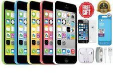 APPLE IPHONE 5C -8GB - Various Colours (UNLOCKED) Smartphone with warranty