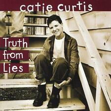 CATIE CURTIS - Truth From Lies (CD 1996) USA First Edition EXC Folk-Rock