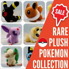 Pokemon Rare Collectible CUTE Plush Eevee Evolutions - soft stuffed toys Gifts
