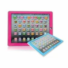 Kids English Y Pad Educational Learning Tablet Computer I-Pad Toy Children Gift