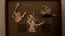 Warhammer Citadel OOP 1990's - Skaven Characters (Tanquol, Snitch, Queek)