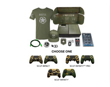 Scuf Gaming Controller Bundle PS4 Xbox Pad Limited Army Edition Neu