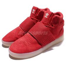 adidas Originals Tubular Invader Strap Yeezy Red Icy Men Shoes Sneakers BB5039