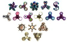 Metal Fidget Spinners Ideal Gift/Present Beautiful High Quality CE Certified