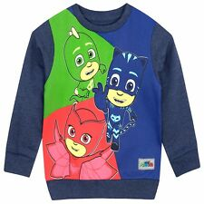 PJ Masks Sweatshirt | Boys PJ MASKS Sweater | Kids PJ Masks Pullover
