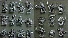 Citadel Gw Warhammer C35 Chaos Caballeros y hombres bestia relams OF 1980's