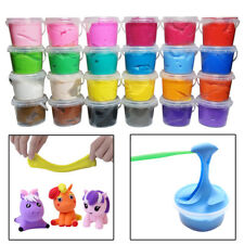 Molding Clay 24Colors Air Dry Clay Dough Ultra Light Clay Magic Clay Toy Gift