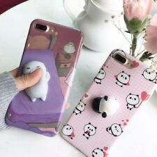 Cellphone Case For iPhone 5S SE 5 6 6S Plus 8 7 3d Silicone Soft Cover Cartoon