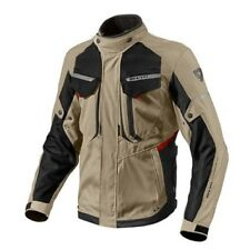 chaqueta de motociclista Rev'it Revit Safari 2 Arena Black hombre impermeable