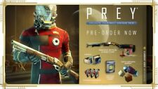 Prey Cosmonaut Shotgun Pack DLC CODE ONLY No Game Xbox One
