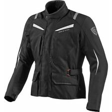 Chaqueta Revit Rev'It Voltiac Negro Plata
