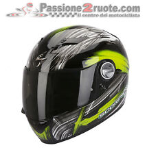 Casco Scorpion Exo 500 Air Ewok Verde Full-face Casco integral 全盔 casque