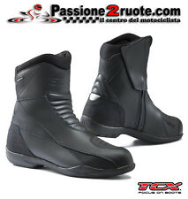 Stiefel Motorrad TCX Andrew Brandt WP Touring Tourismus boots Stiefel