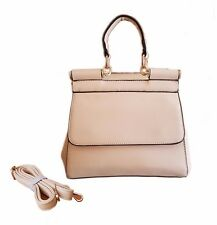 BORSA DONNA A MANO A SPALLA BORSETTA MEDIA NUOVA MODA BAG DA SHOPPING HANDBAG