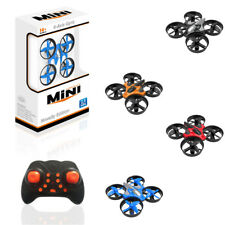 "Kid""s RC Toy Mini Drone 4-axis Helicopter Blade Quadrocopter Drons Mini-UAV Gift"