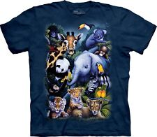 The Mountain Unisex Kinder A Rare Occasion Zoo Tier T Shirt