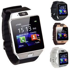 DZ09 Bluetooth Smart Watch Phone GSM With  SIM For Android Phones Samsung HTC LG