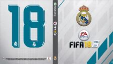 Fifa 18 Real Madrid Sleeve Playstation 4 3 PS4 PS3 Xbox One 360 PC Game Shirt