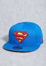 NEW ERA 9FIFTY TEAM CLASSIC SUPERMAN OTC SNAPBACK CAP CAPPELLO ORIGINALI