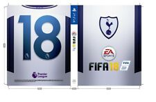 Fifa 18 Tottenham Hotspur Cover Playstation 4 3 PS4 PS3 Xbox One 360 Game PC