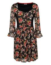 BNWT JOE BROWNS SIMPLY BE DITSY PRINT Tunic Blouse Size 16 18 20 22 24 26