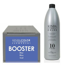 kenra color metálico COLLECTION Permanente Cabello POTENCIADOR Azul 85g + ken