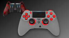 Scuf Impact Gaming PS4 Controller Pad Grey Blood Edition
