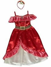 Disney Elena of Avalor Fancy Dress Costume Fancy Dress New