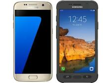 Samsung s7 Active and s7 Edge 32GB Unlocked Gold Silver UK SELLER