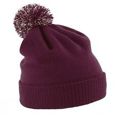 Demina NEUF Beechfield unisexe snostar Duo Hiver tricot bonnet tricot 8 couleurs