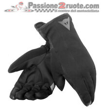 Guantes Dainese Urban D-Dry Negro negro Motorrad guantes