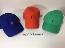 Polo Ralph Lauren Baseball Cap Hat One Size NEW WITH TAGS $39.50