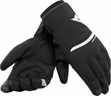 Guantes Dainese Plaza 2 D-Dry Blanco Negro Motorrad guantes