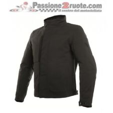Chaqueta moto scooter city touring impermeable Dainese Urban D-dry black negro