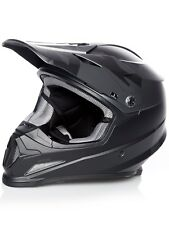 Thor Black-Charcoal 2018 Sector Level MX Helmet