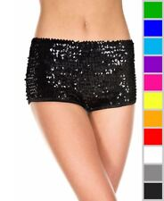 New Music Legs 145 Sequin Booty Shorts