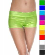 New Music Legs 146 Pastel Color Booty Shorts With Waist Band