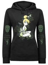 Kapuzenpullover DISNEY ITS A FAIRY GOOD LIFE Girlie Grösse S M L XL NEU+OVP