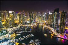 Forex-Bild Dubai Marina, Dubai, United Arab Emirates, Middle East - Fraser Hall